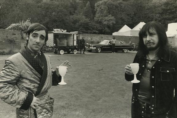 The Who Press Photos 1972