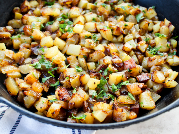 Breakfast Potatoes by The Whole Cook horizontal