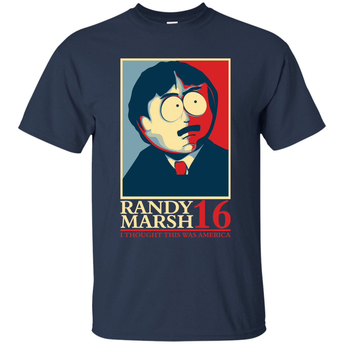 Vote For Randy Marsh Funny T Shirt And Top Tank The
