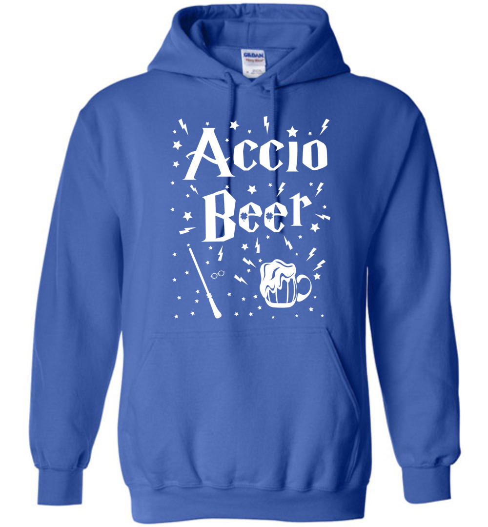 06d8ffc66 Accio Beer Hoodie - The Wholesale T-Shirt Co.