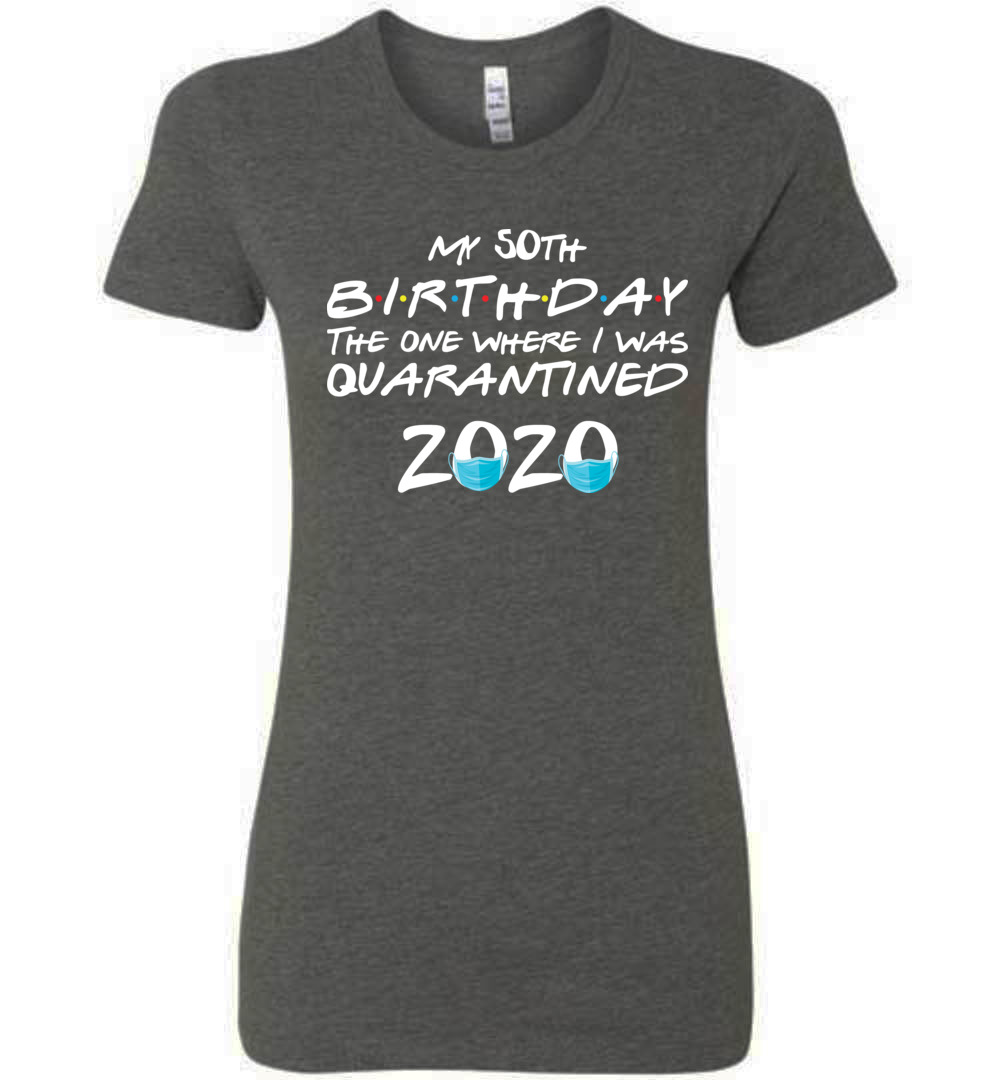 My 50th Birthday Women S Birthday Shirts For Women It S My Birthday Shirt 50th Birthday Gifts For Her The Wholesale T Shirts Co