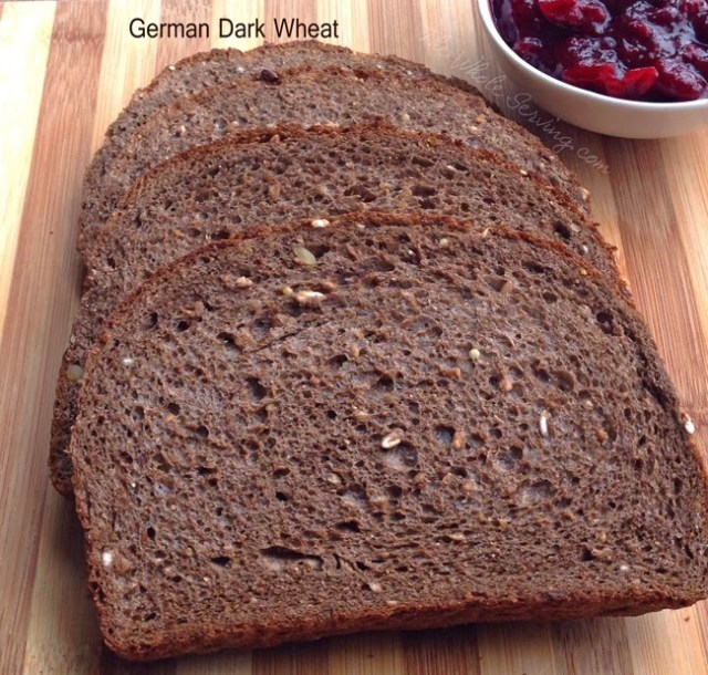 Pepperidge Farms Whole Grain German Dark Wheat