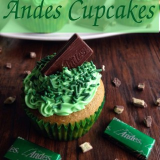 Andes Cupcakes