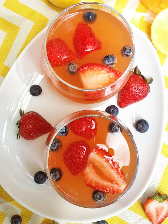 Strawberry-Infused