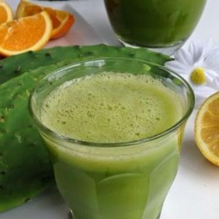 Citrus Cactus Juice