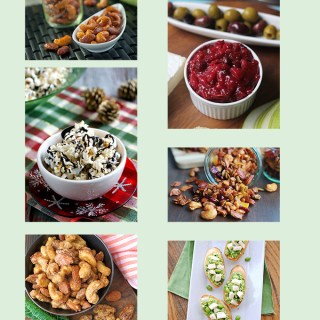 8 Perfect Holiday Snacks
