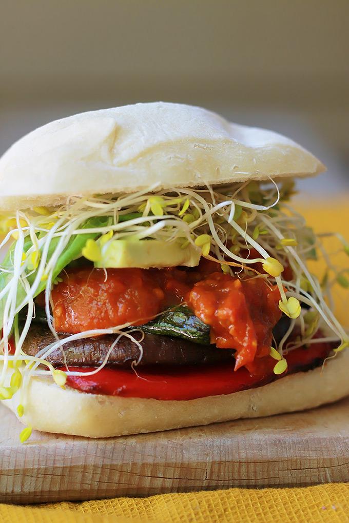 Roasted-Veggie-Sandwich