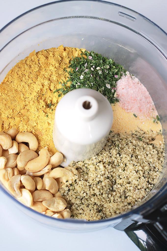 Ingredients-Herbed-Vegan-Parm