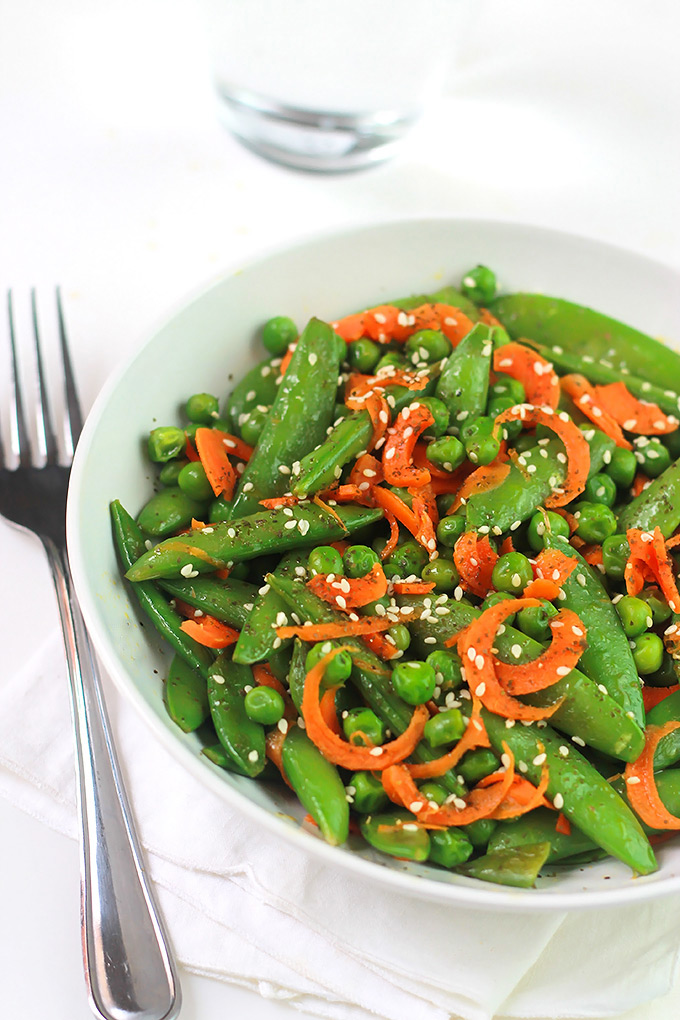 Sesame-Sugar-Snap,-Peas-and-Carrots