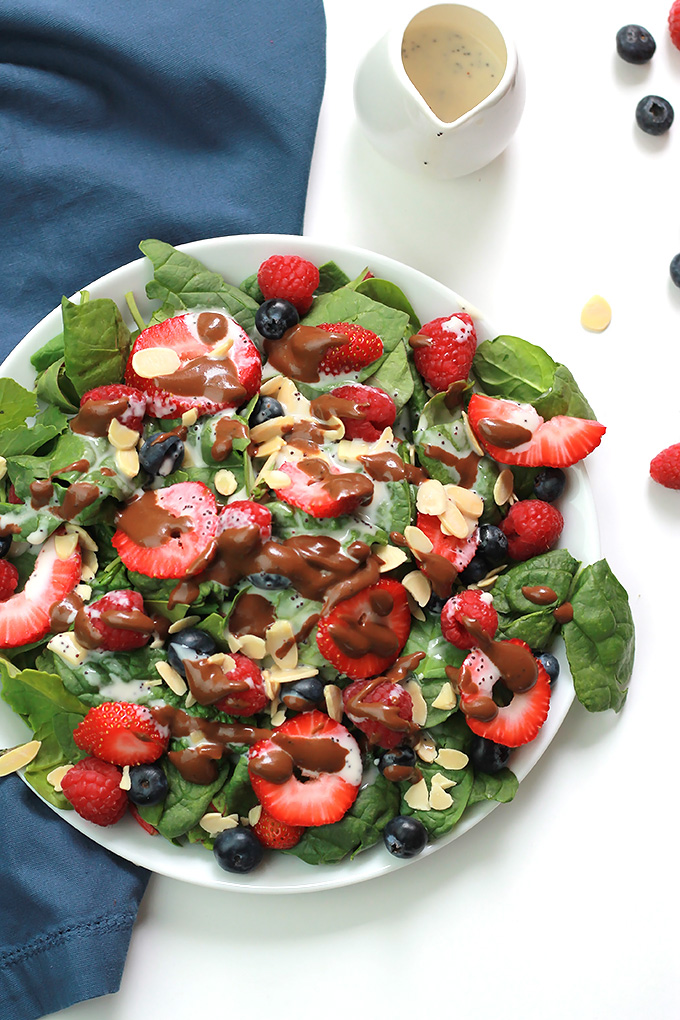 10 Delicious salads your family and friends will love, perfect for potlucks, picnics and barbecues.