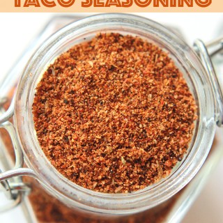 DIY Taco Seasoning