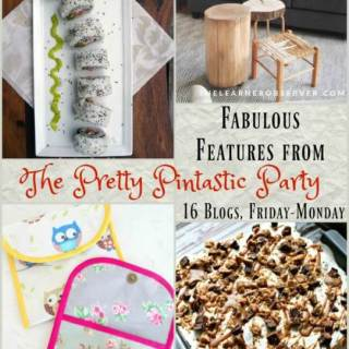 Happy Friday and A Pretty Pintastic Party