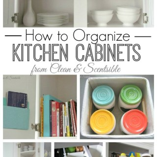 Pretty Pintastic Party #140 and Smart Kitchen Organization