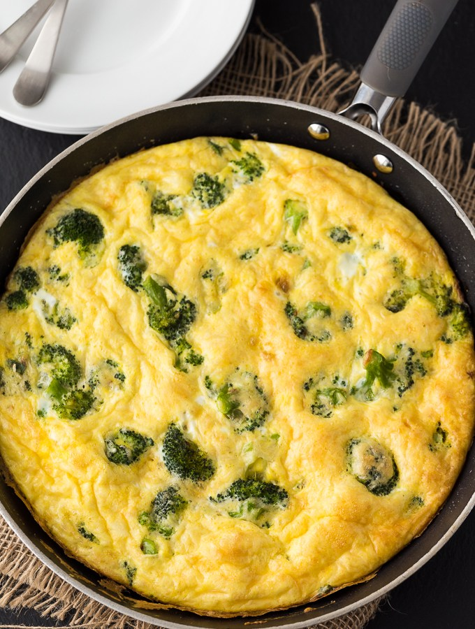 Welcome to Pretty Pintastic Party #152 & my favorite pick this week, Broccoli Frittata. Looking an easy, delicious, low carb recipe, this one's a winner