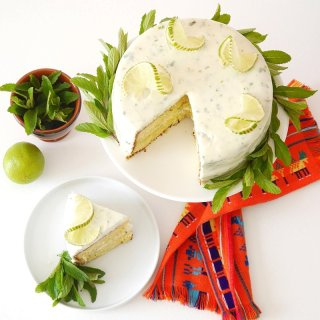Pretty Pintastic Party #155 & A Beautiful Mojito Cake