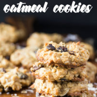 Pretty Pintastic Party #157 & Trail Mix Oatmeal Cookies