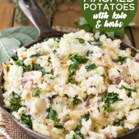Pretty Pintastic Party #161 & A Twist On Mashed Potatoes