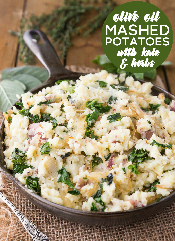 Welcome to Pretty Pintastic Party #161 and my favorite pick from last week's party, Olive Oil Mashed Potatoes with Kale and Herbs, from Simply Stacie. Why not add this version of potato salad to your summer repertoire.