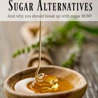 Pretty Pintastic Party #167 & Sugar Alternatives