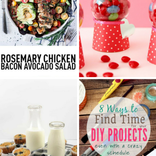 Pretty Pintastic Party #192 & Weekly Features