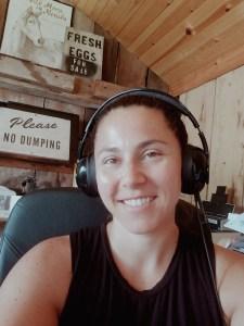 Stacey Cordivano podcast host