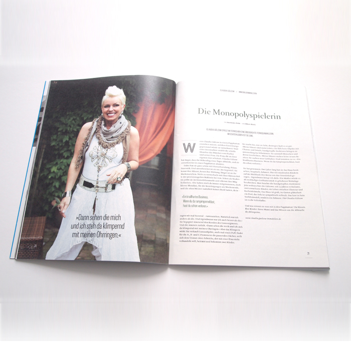 Ideal Magazin Interview The Why The Because Text Und Konzept