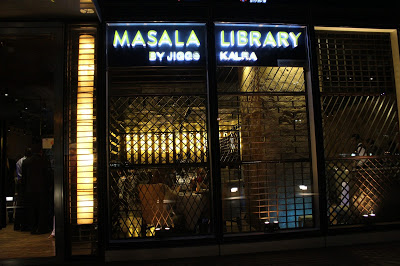 My kinda library – Masala Library !