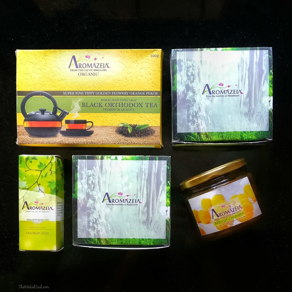 Aromazeia – Organic Products with benefits