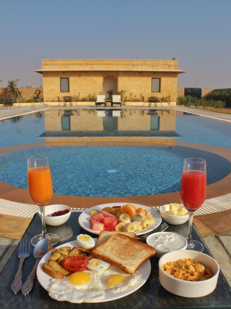 Luxury stay in Jaisalmer