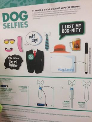 Doggie Selfies back