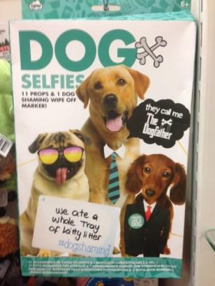 Doggie Selfies