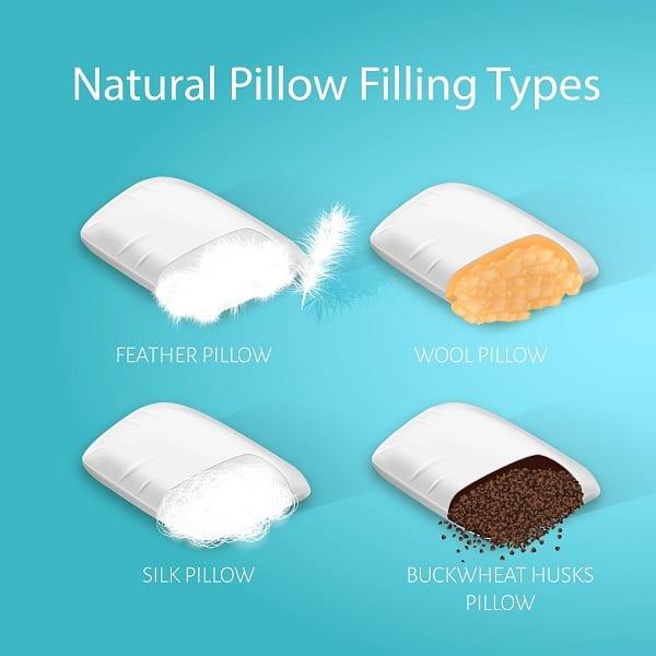 best pillow fill online
