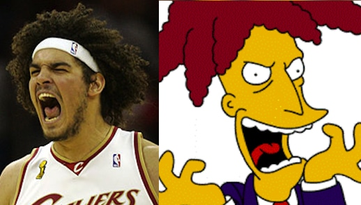 anderson-varejao-sideshow-bob-simpsons-look-a-likes
