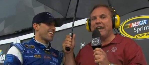 aric-almirola-interviews-following-victory-at-rain-soaked-daytona