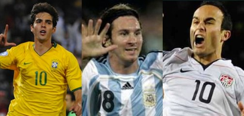 kaka-messi-donovan-world-cup