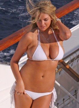 kate-upton-white-bikini-antarctica