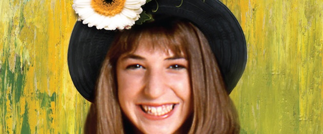 Before The Big Bang Theory, Mayim Bialik was the star of Blossom