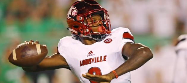 Lamar Jackson Louisville