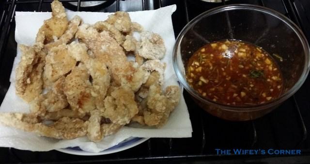 crispy chicken 2
