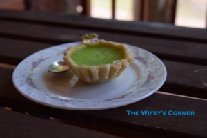 eggless custard tart1