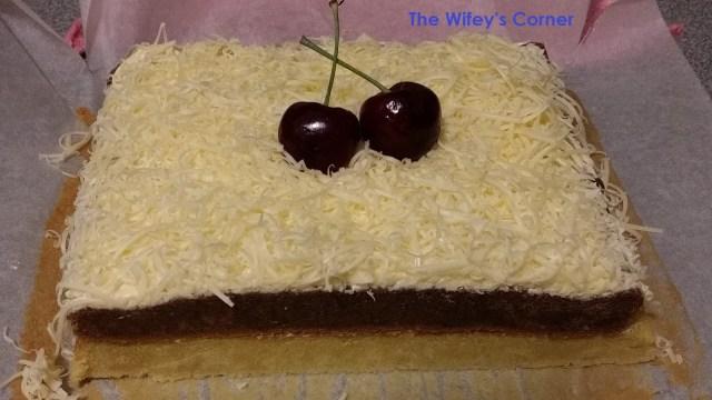 indonesian cheesecake