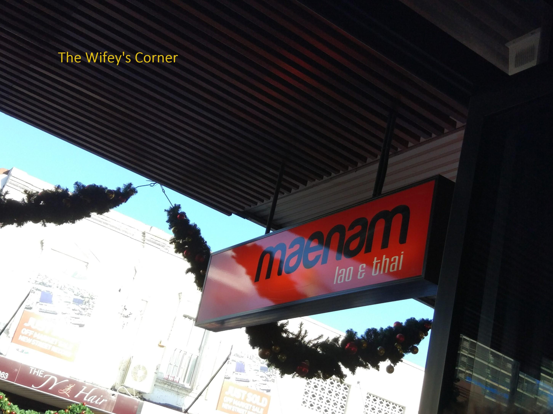 Maenam Lao & Thai, Strathfield, Sydney