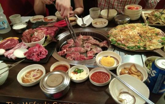Jongga Jip Korean BBQ, Eastwood