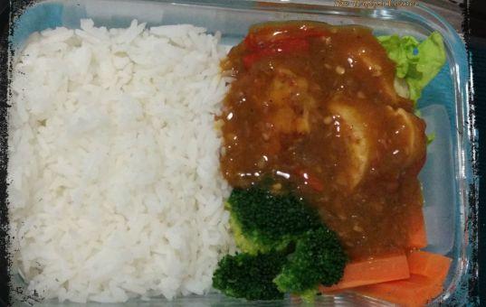 Indonesian Style Chicken Galantine