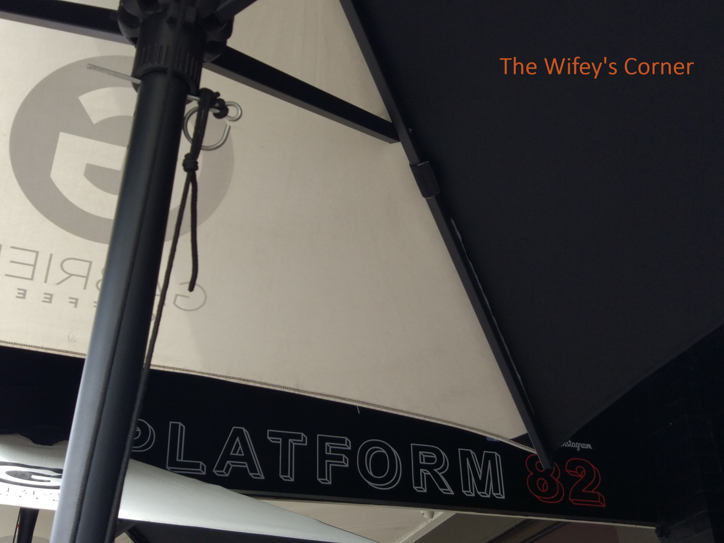 Platform Eighty Two, Concord West