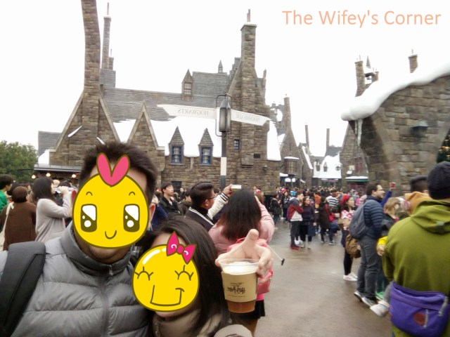 harry potter hot butter beer