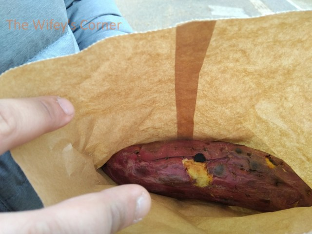 nara roast sweet potato