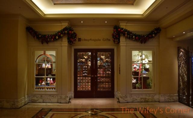 Gift shop inside Hotel MiraCosta