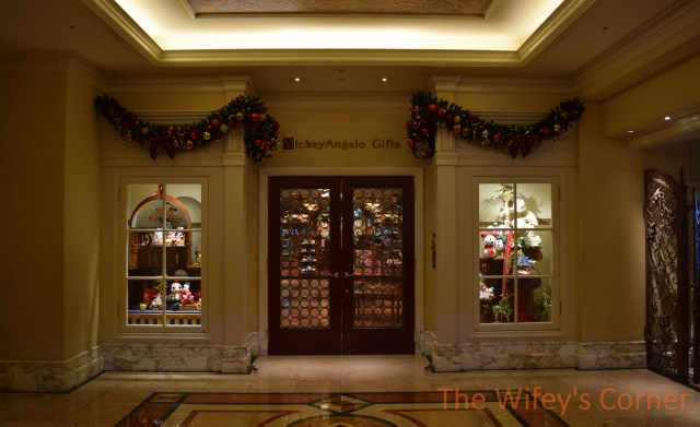 Gift shop inside Hotel MiraCosta