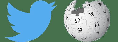Twitter-Wikipedia